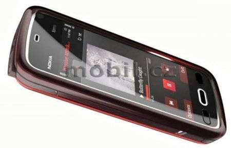Nokia 5800 Tube ecco la prima foto press!