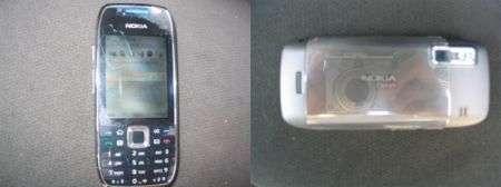 Nokia E75 appare