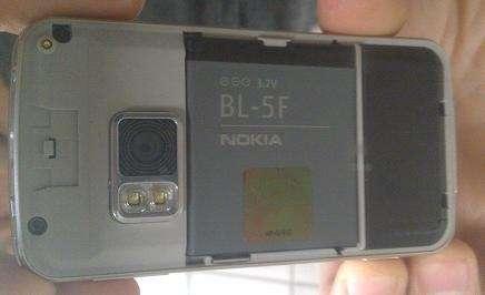 Nokia N96: qualche parola sulla batteria
