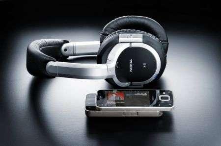 Nokia N96: i pulsanti