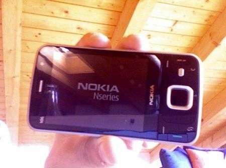 Nokia N96 in da house