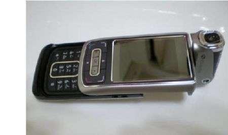 Nokia N97 con fotocamera orientabile
