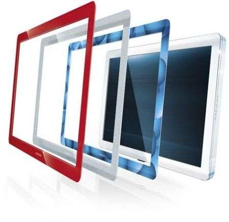 Philips Flavors: TV con cornice intercambiabile