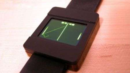 Pong Watch