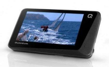 Quantum Video Touch TV