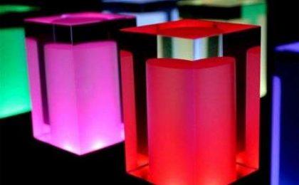 Rainbow Star LED: lumino 2.0
