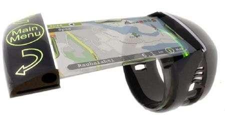 Seek: braccialetto multimediale con GPS