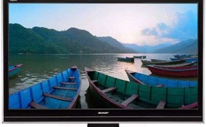 Sharp Aquos D65U LCD