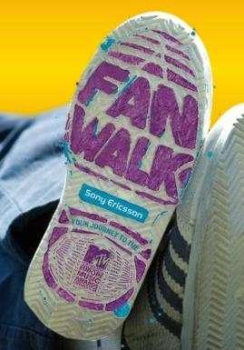 Sony Ericsson MTV FanWalk, il pellegrinaggio musicale