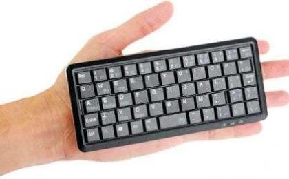 Super Tiny USB Keyboard: la porti sempre con te