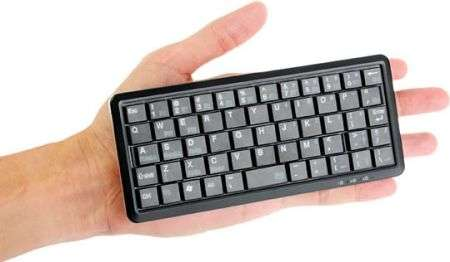 Super Tiny USB Keyboard: la porti sempre con te