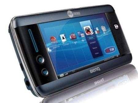 Tim BenQ S6 un MID con Alice Mobile