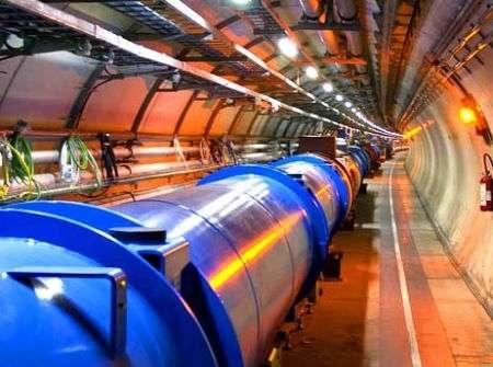 5 anni di assemblaggio dell'LHC in 6 minuti