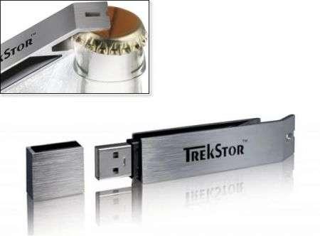 Penna USB apribottiglie!