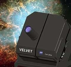 Zeiss Velvet proiettore record