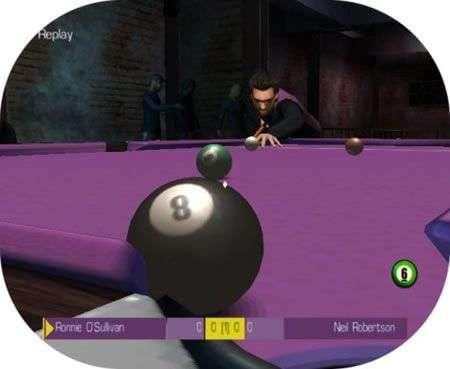 RealMotion Pool Cue, biliardo sul Wii