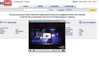 Visualizza senza registrarti i contenuti vietati ai minori di Youtube con You Old Enough