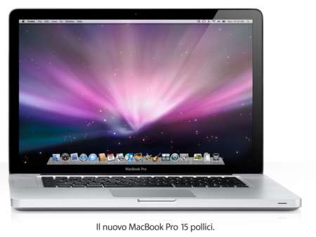 Apple Macbook e Macbook Pro fuori dalle scatole!