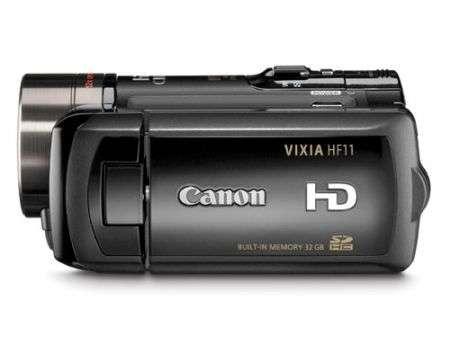 Le nuove videocamere HD Canon