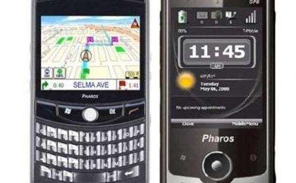 I primi cellulari DELL: Pharos Traveller 117 e 127