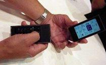 Docomo Fujitsu Separated Phone