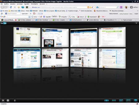 FoxTab: tab-switching di gran classe per Firefox