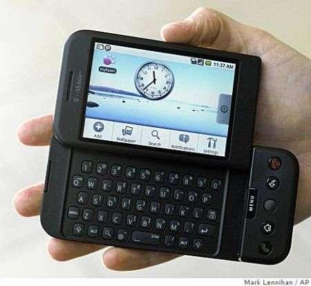 600mila T-Mobile G1 entro la fine del 2008