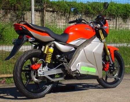 La moto elettrica Electric Motorsport GPR-S
