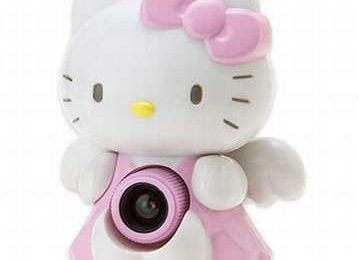 Hello Kitty Webcam