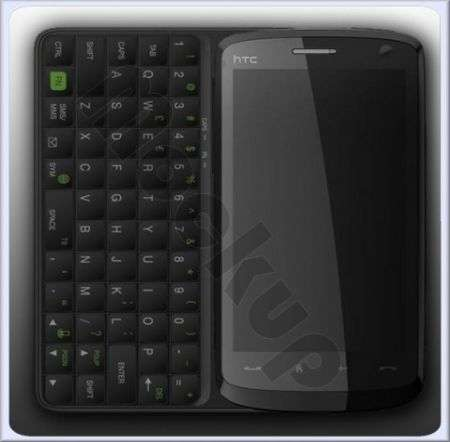 HTC Touch HD Pro con Qwerty?