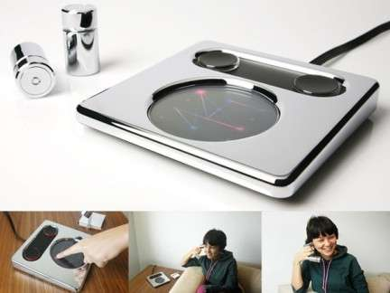 Icono Phone: la mano è la cornetta