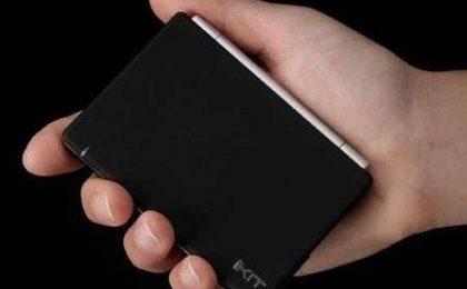 Il più piccolo notebook al mondo, iMovio iKit!