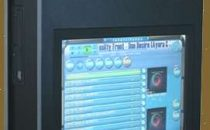 IntelliTunes: jukebox touchscreen
