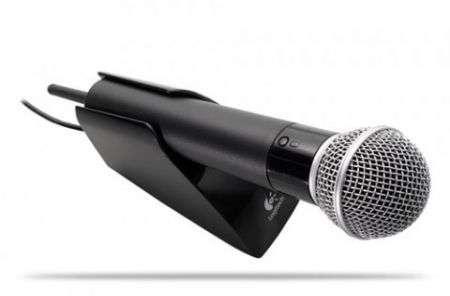 Logitech Cordless Vantage Microphone