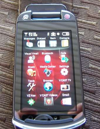 Motorola Krave ZN4 è pronto