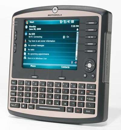 Motorola VC6096 carpc con Windows Mobile