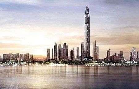 Nakheel Tower il nuovo grattacielo di Dubai che supera i 1000 metri