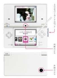 Nintendo DSi la nuova console portatile!