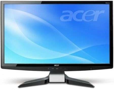 Acer AX3200 Desktop PC e P244W 1080p LCD