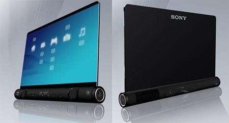 PSP2: compatta e con schermi OLED