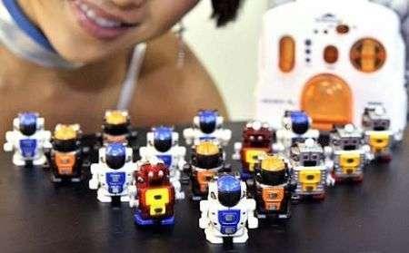 Il più piccolo robot in grado di camminare, Robo-Q