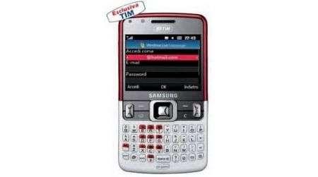 Samsung C6620 con TIM