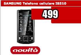 Samsung i8510, ecco il prezzo ufficiale con Mediaworld