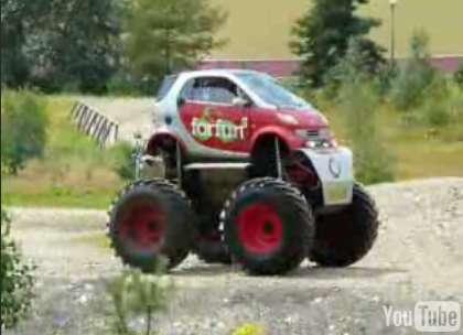 Smart Monster Truck