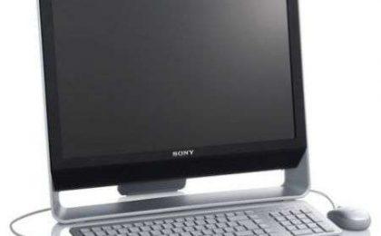 Sony VAIO JS1 Series rivale di iMac