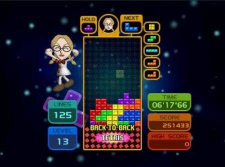 Tetris Party per Nintendo Wii