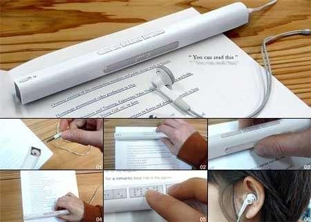 Voice Stick, il dispositivo che legge per me!