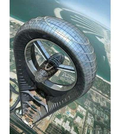 Anara Tower il nuovo grattacielo hitech di Dubai