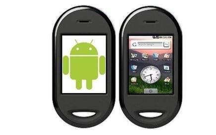 Android sull'OpenMoko GTA02