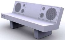 Boom Bench: panchina musicale bluetooth